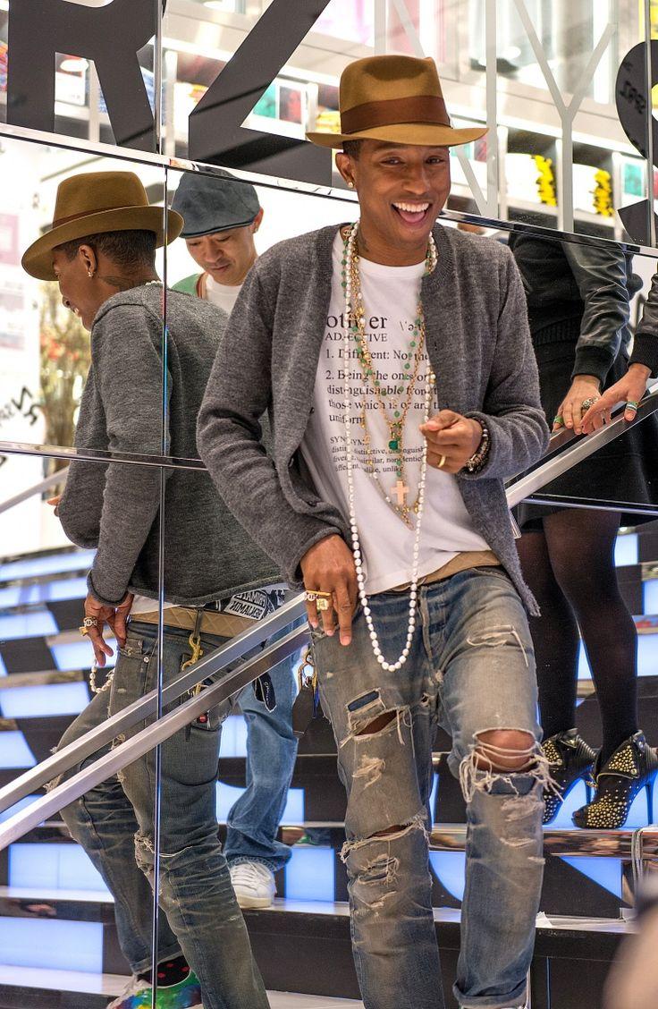 25 Best Ideas About Pharrell Williams On Pinterest