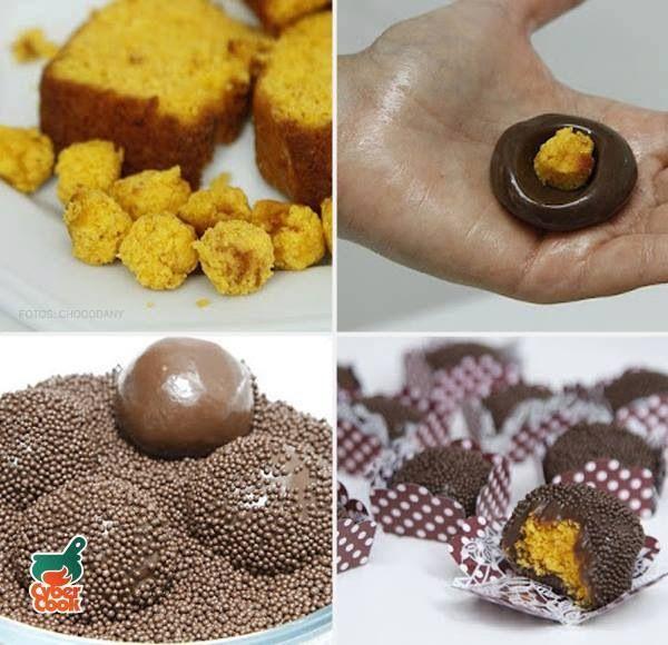 Brigadeiro Gourmet Recipe