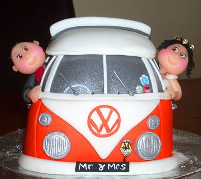 130 Best Images About Das VW Cakes And Cookies On