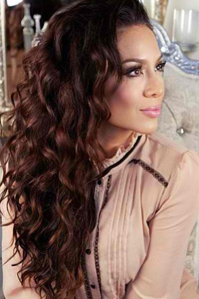 Nume Titan 3 19mm Curling Wand Gorgeous Curls Hair