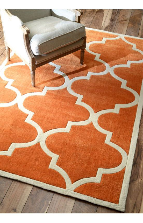 25 Best Ideas About Orange Home Decor On Pinterest