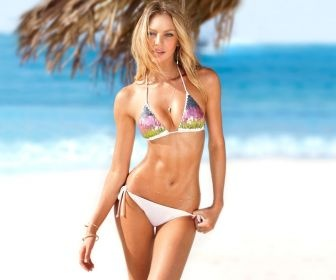 Women Bikini Beach Models Candice Swanepoel Swimsuits Hd