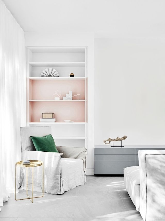 15 interiors mastering Pantone 2016 color of the year - French By Design: