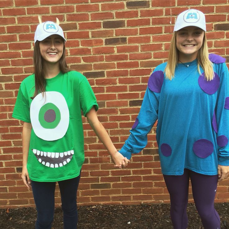 monsters inc. character day! spirit week 15