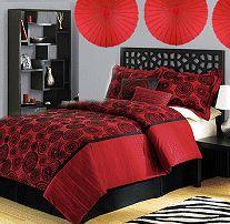 Oriental Bedroom Asian Themed Decor Inspired