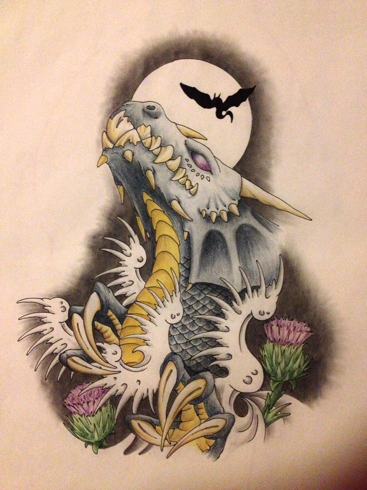 Half sleeve tattoo design. Epic Tatoo Ideas Pinterest