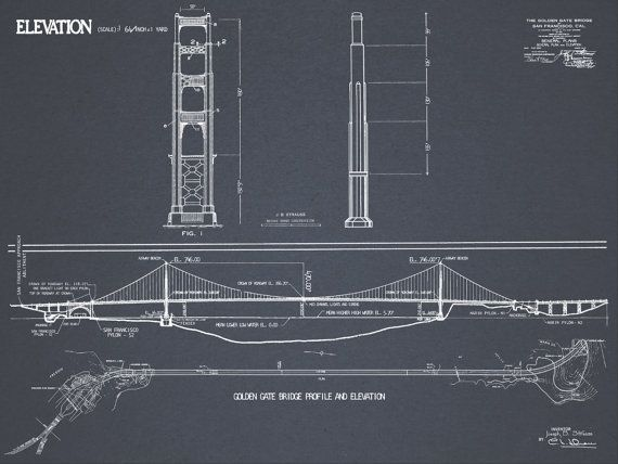 17 Best Images About Vintage Blueprints On Pinterest
