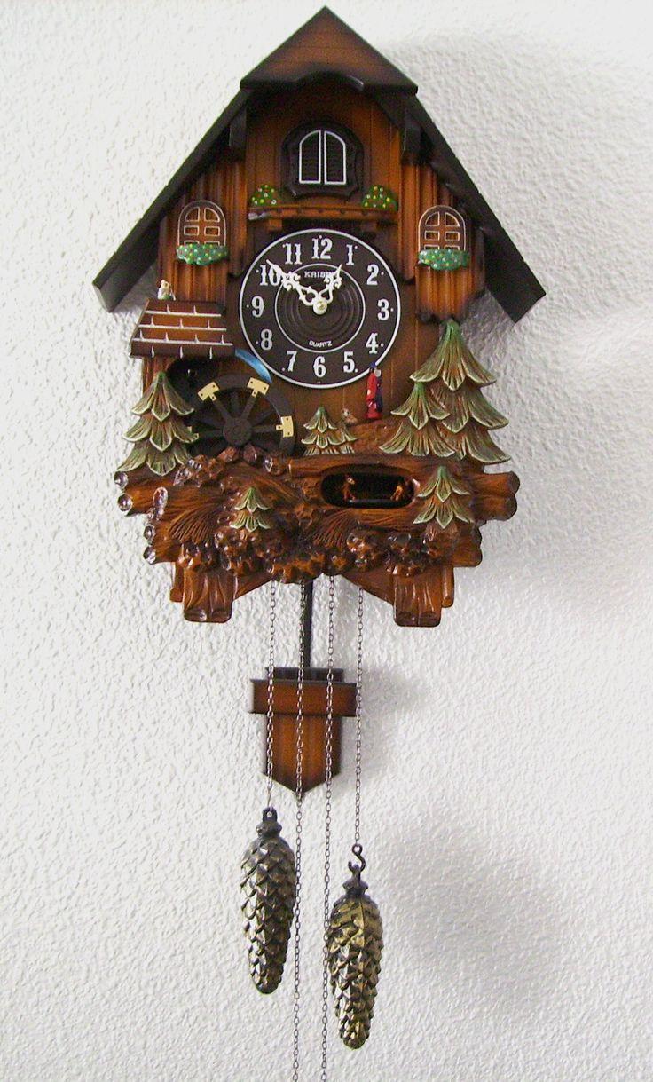 Google Black Forest Cuckoo Clocks