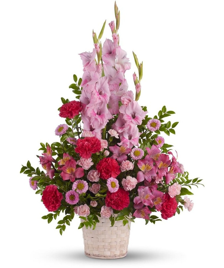 To find and order The freshest and most beautiful flowers