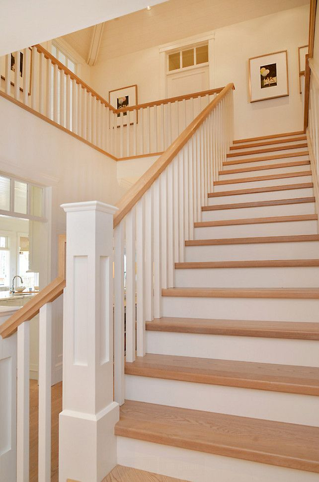 17 Best Ideas About Oak Stairs On Pinterest Glass Stair
