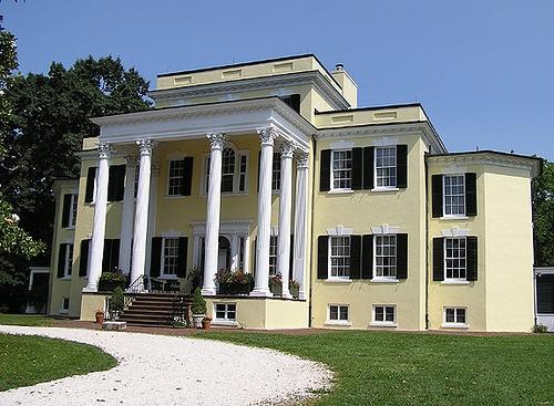 Oatlands Plantation Leesburg, VA built 1803 Antebellum