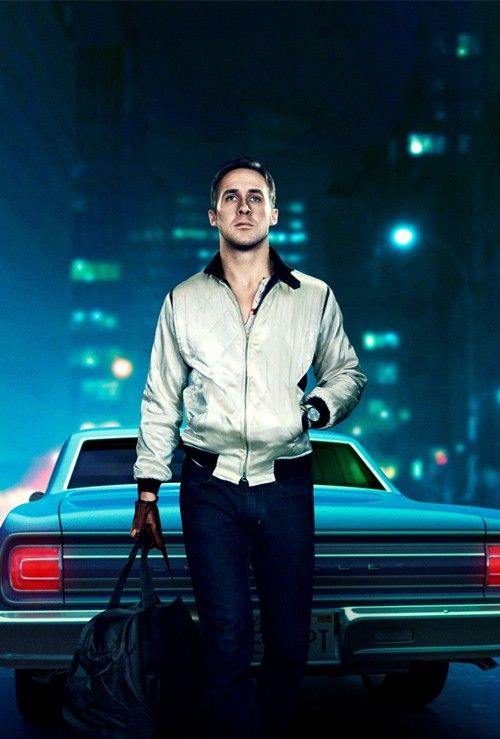 RG in Drive. This movie mad
