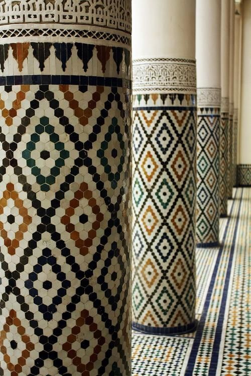 25 Best Ideas About Moroccan Tiles On Pinterest