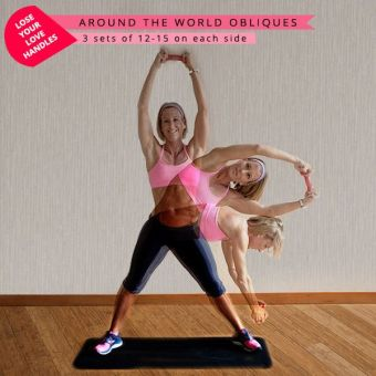 Image result for Around the World Obliques