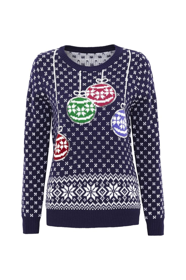 The BEST Christmas Jumpers for 2016 Fashion styles