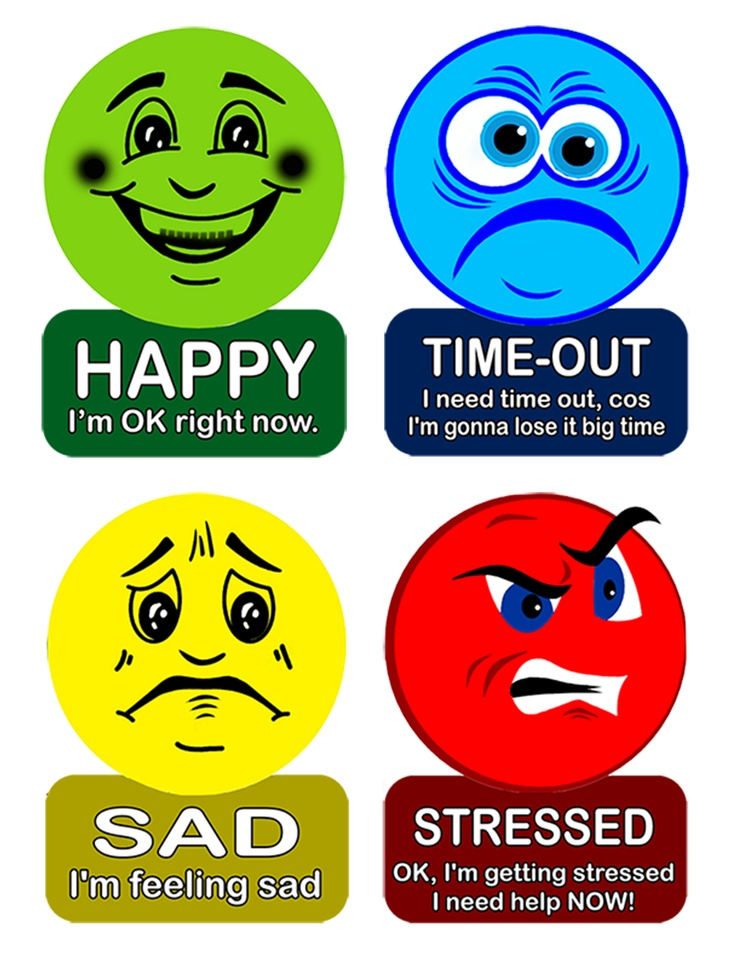 Emotion faces for kids medium sized hayyans board