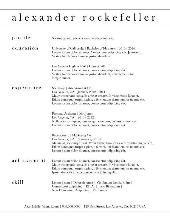 resume template templates and builder barber