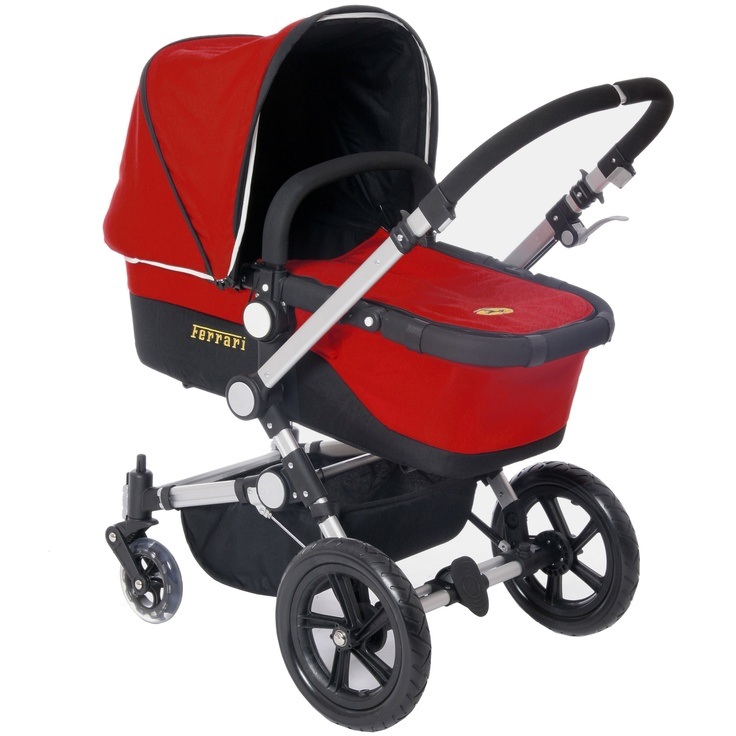 Beebop Ferrari baby buggy Baby accessories Pinterest