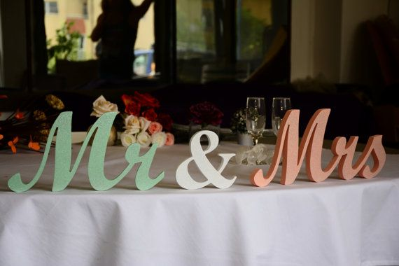 17 Best Ideas About Mr Mrs Sign On Pinterest