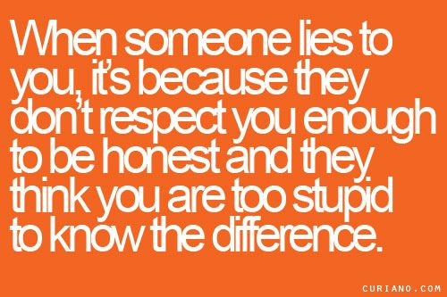 Karma Liars And Quotes Family About