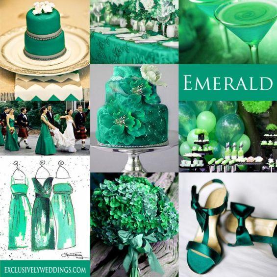 emerald-wedding-color