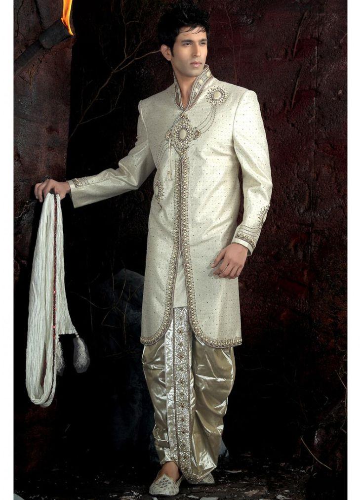 mens arab wedding outfits Indian Wedding Dresses for Men