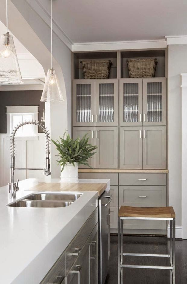 56 Best Images About Greige Kitchen On Pinterest See