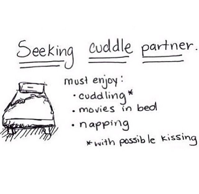 I Need Buddy Cuddle Quotes