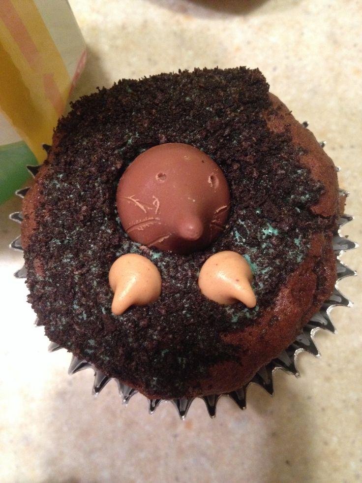 Mol day mole day cupcakes food Random Fun stchhuuff