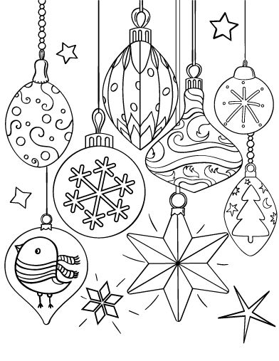 1000 ideas about christmas coloring pages on pinterest