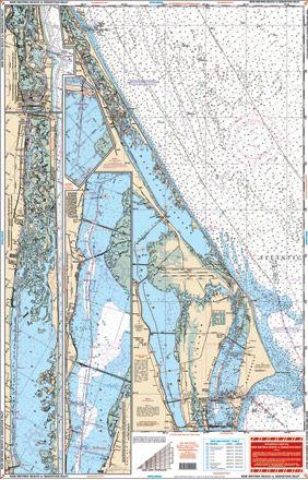 New Smyrna Beach Fishing Maps And Charts On Pinterest