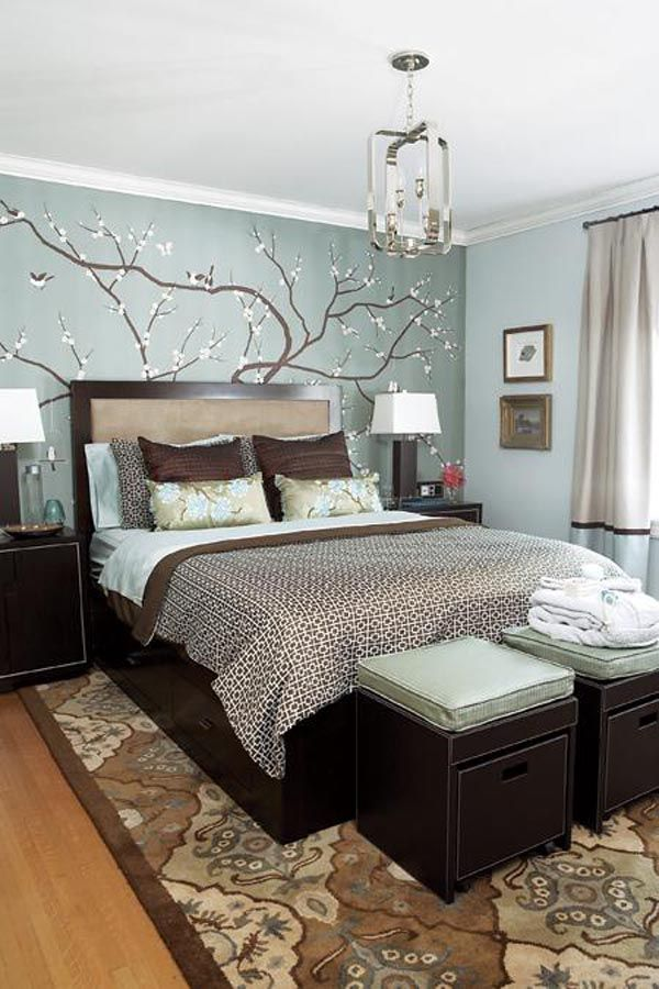 20 Inspirational Bedroom Decorating Ideas