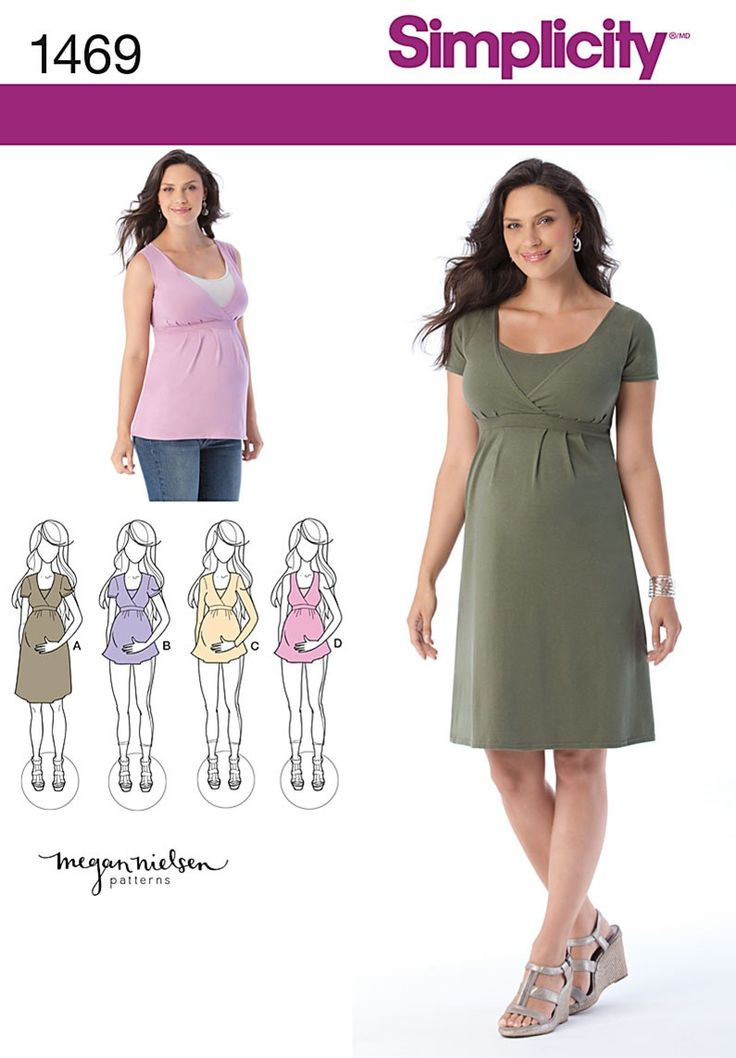 Best 25 Maternity Sewing Patterns Ideas On Pinterest