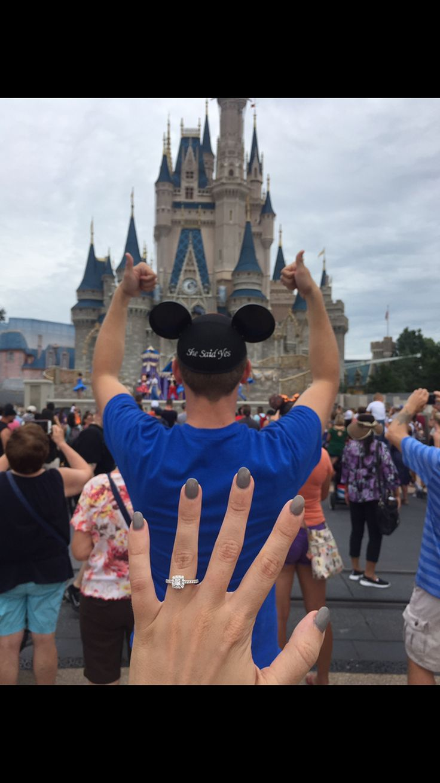 25 Best Ideas About Disney World Proposal On Pinterest