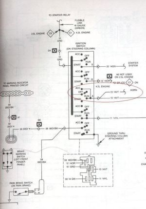 89 Jeep YJ Wiring Diagram |  JEEPWRANGLERYJ