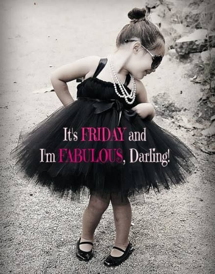 #HappyFriday We love Weekends!: