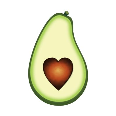 20 Best Cute Avocados Images On Pinterest