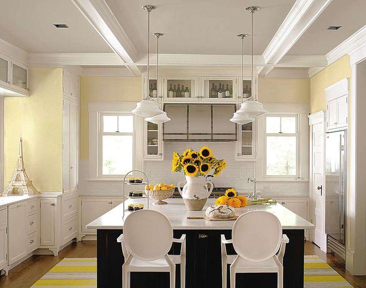 Best 25 Pale Yellow Kitchens Ideas On Pinterest Yellow