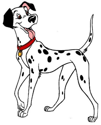Pongo The Dalmatian Pongo And Perdita Amp Puppies