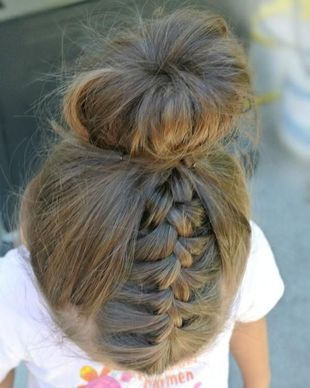 How to Style Little Girls Hair – Cute Long Hairstyles for School – Is your littl