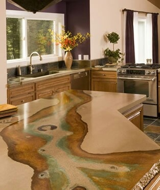 53 Best Images About Concrete Countertops On Pinterest