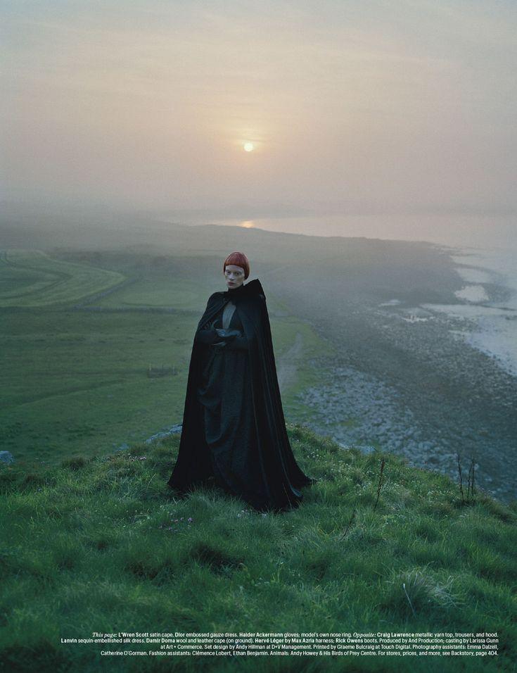 Dame of Thrones © Tim Walker