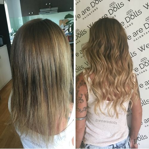 47 Best Images About Hair Extensions By We Are Dolls On