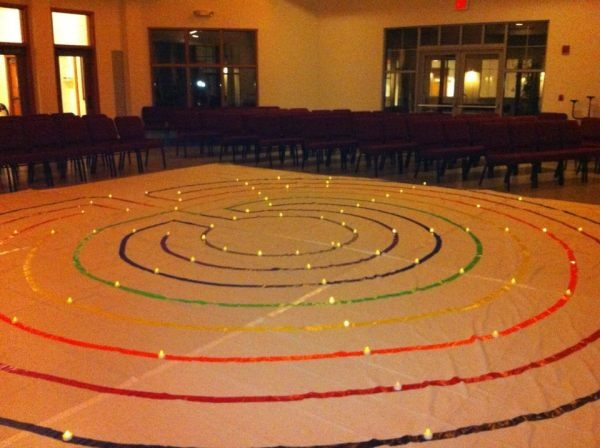 90 Best Images About Prayer Labyrinth On Pinterest