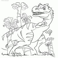 dinosaur coloring pages the dinosaurs and ice age on pinterest