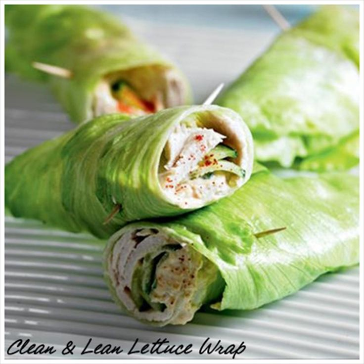 Clean-and-Lean-Lettuce-Wrap