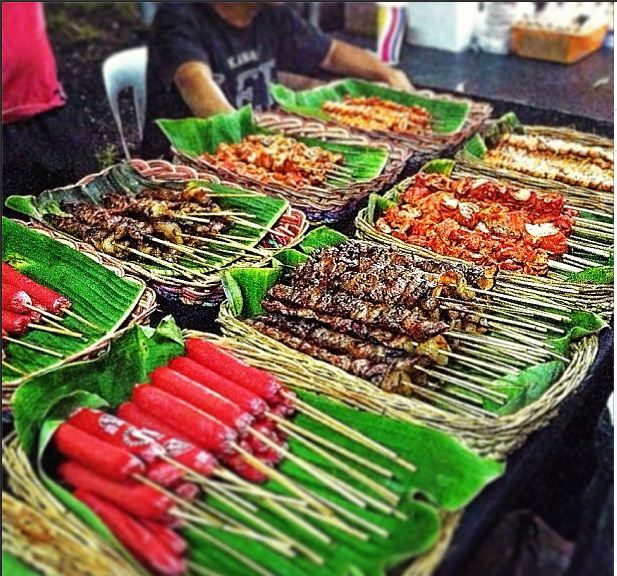 Filipino Street Food ) Omnomnom For the Love of Food