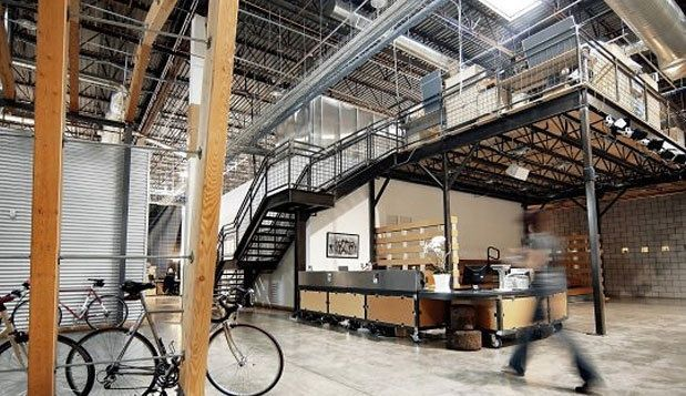 Best 25 Warehouse Office Space Ideas On Pinterest