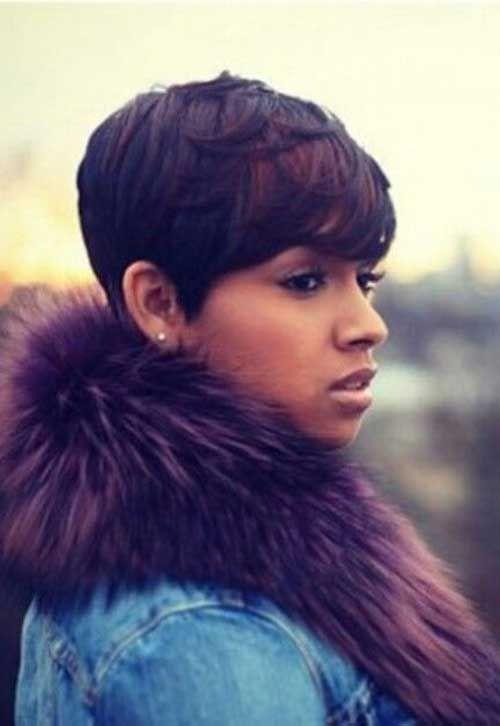 20 Short Pixie Haircuts for Black Women – Best Short Haircuts www.shorthaircuts…
