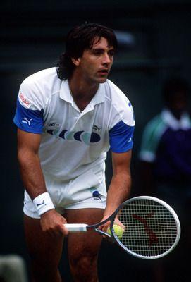 Slobodan Ivojinovi Jugoslavien ATP Tennis